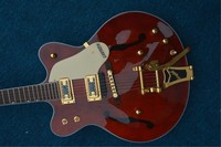 Hot Selling G6122 1962 Guitars Atkins Country Gentleman Electric Guitars With Bigsby From China Factory