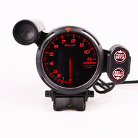 Defi BF Tachometer 3.75Inch 7 Colors 0 11000 RPM Gauge With Stepper Motor and Car Shift Light For Car Gauge