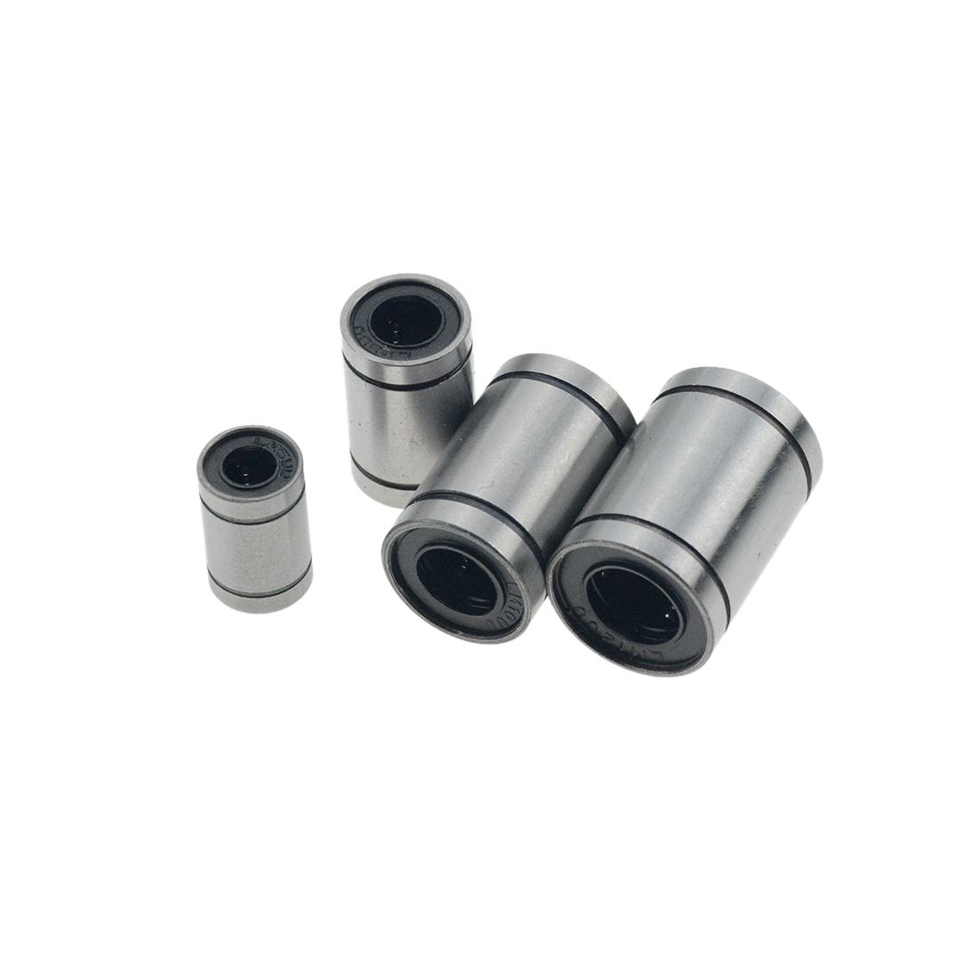 12pcs/lot LM12UU LM20UU LM6UU LM8UU LM10UULinear Bushing Bearing 12mm CNC 3d Printer Parts Linear Bearings For Linear Rods Shaft