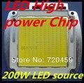 200 Вт высокой мощности СВЕТОДИОДНЫЙ источник света напряжение is30-36V подчеркнул DIY лампы и фонари, подключите напряжение может быть использован directy 6A