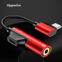 USB Type C to 3.5MM Converter Earphone Audio Cable Type-C to 3.5 Adapter Cable For Huawei mate P20 P30 pro Xiaomi Mi 8 9 SE Cord цены