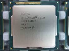 Intel Core i5 3550 3.3GHz 6MB 5GTs SR0P0 Socket H2 LGA1155 i3-3550 Desktop CPU Processor(China)