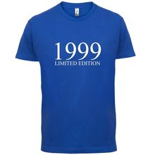Limited Edition 1999 - Mens T-Shirt 13 Colours 17th Birthday Present-GiftMenS T-Shirts Summer Style Fashion Swag Men