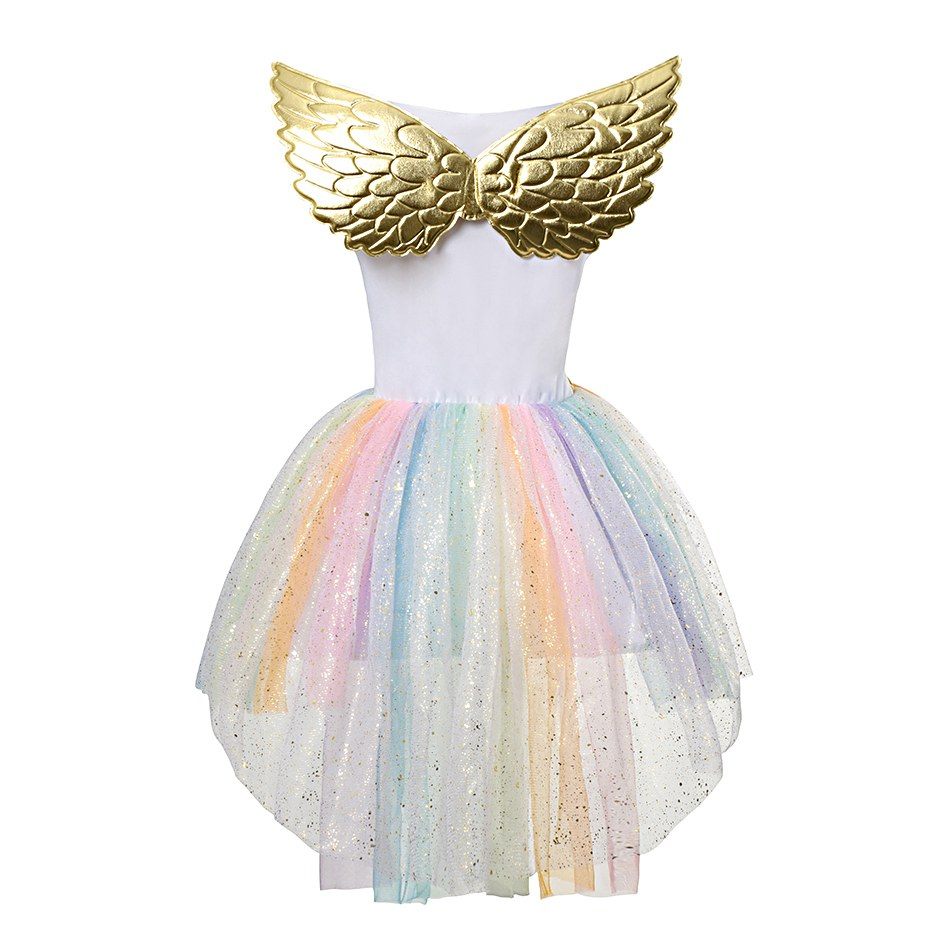 Rainbow Unicorn Dress (3)