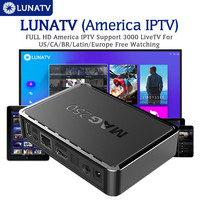 MAG250 Linux TV Box HD With Europe IPTV India Subscription Arabic French UK Italy USA Germany