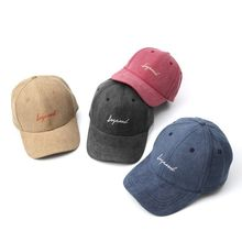 цены Unisex Baseball Cap Letters Embroidery Hats Boys Girls Fashion Cool Adjustable Strap Hip Hop Caps Sombreros