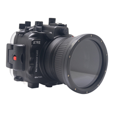 Mcoplus WP-A7RIII 40m/130ft Underwater Camera Housing Case For Sony A7RIII Camera 20-70mm Lens