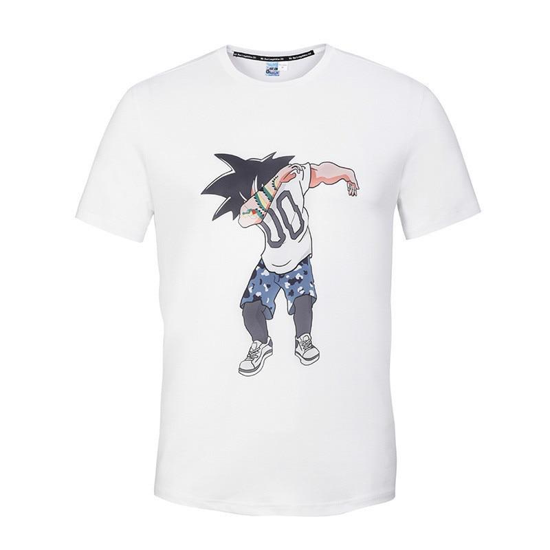 Hip Hop Kid men's Funny t-shirt T Shirt fashion brand men short sleeve mens clothing tee shirts homme 3d man printed t-shirts