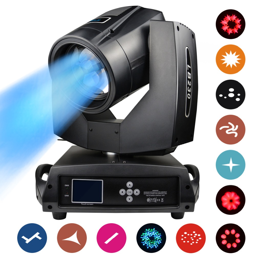 BETOPPER DMX 500W LED Moving Head Dj Disco Stage Light Stage Lighting Effect Christmas Projector Party Laser LED Light for Party 6pcs lot white color 132w sharpy osram 2r beam moving head dj lighting dmx 512 stage light for party