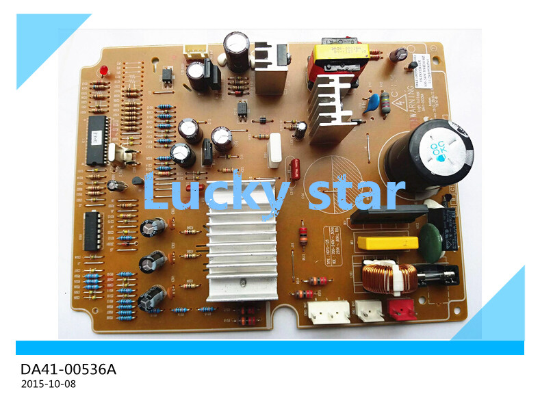 99% new for Samsung refrigerator pc board Computer board DA41-00536A board good working 95% new original good working refrigerator pc board motherboard for samsung rs21j board da41 00185v da41 00388d series on sale