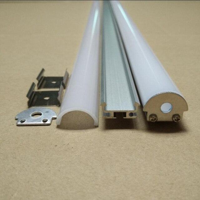 2 M/STKS Verzonken Aluminium Kanaal LED Aluminium Profiel LED ...