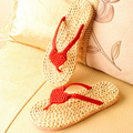 2015 Ethnic Chinese knot women's sandals handmade sandals casual shoes sandals  h271