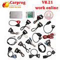 Full set Carprog V8.21  Perfect Online Version Repair Tool ECU Chip Tunning Tool much better than Car prog V7.28