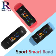Men Smart Wristband fitness tracker Watch Health Heart Rate Blood Pressure Monitor Waterproof Smart Bracelet for Women Smartband