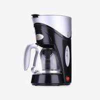 Household Semi automatic Espresso Coffee Machine Multi function Drip American Machine Can Brew Coffee Make Tea Cafetera TW1711