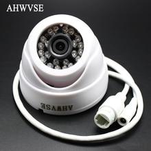 H.264 كامل HD 1080P 2 ميجابيكسل كاميرا IP الأشعة تحت الحمراء للرؤية الليلية داخلي قبة الأمن CCTV POE كاميرا Onvif XMEYE P2P
