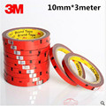Original Super Slim & Thin 10mm*3 meter 3M Double Sided Tape Adhesive for Android Phone Touch Screen LCD Display LED Repair