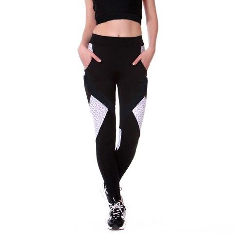 Yoga Pants Women Leggings Sport Yoga Leggings Pants Running Trousers Tights Gym Training gym Legging Sport Femme Fitness Islamabad