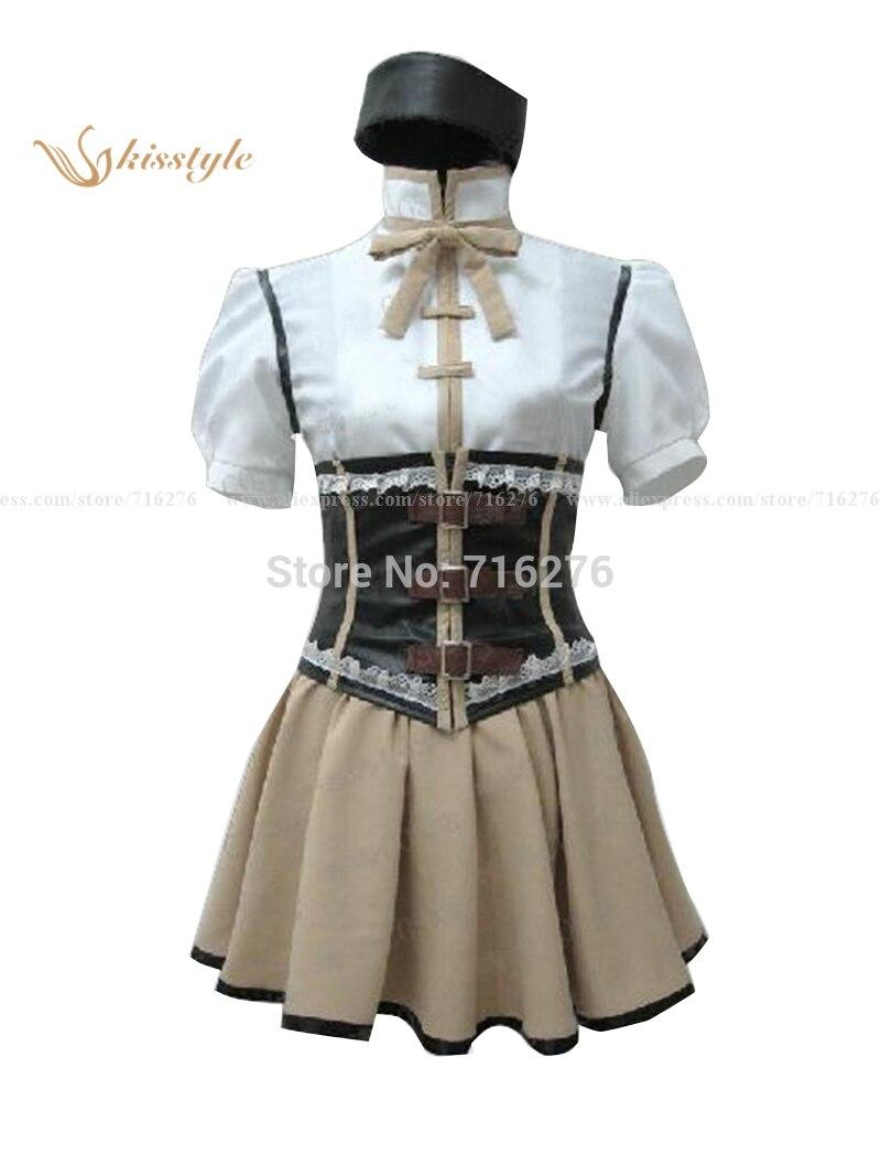 Good Buy Puella Magi Madoka Magica Dress Mami Tomoe Cosplay Costume
