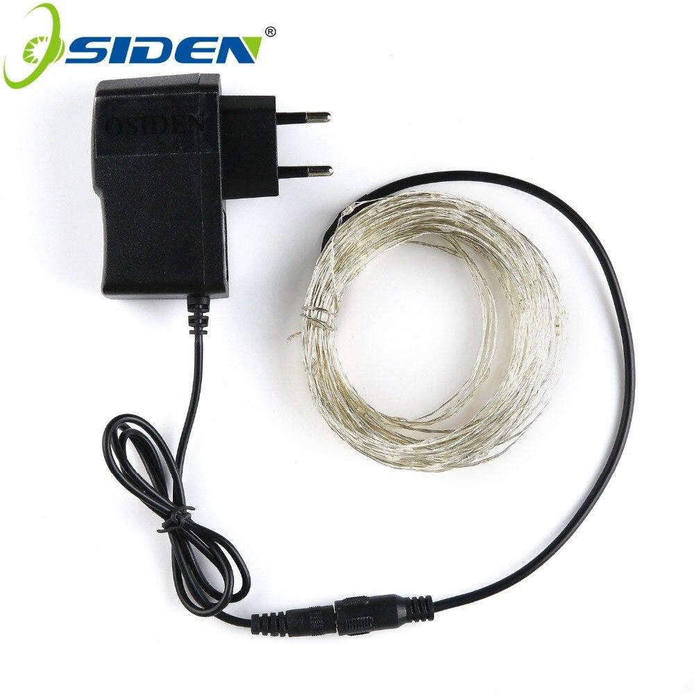 Luces de cadena LED de OSIDEN, luces decorativas estrelladas de 33 - Iluminación de vacaciones