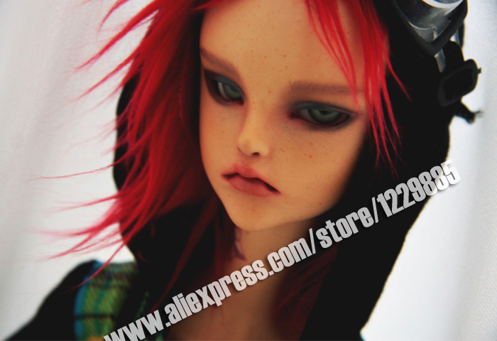 HeHeBJD 1 3 girl Doris limited dolls tall body free eyes resin figures high quality toys