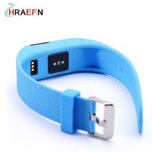 HRAEFN Smart Bluetooth пульсометр smartband браслет спорта деятельности фитнес-трекер часы для IOS android phone