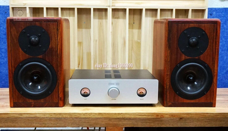 DIYERZONE готовые HIFI стерео LM3886 аудио усилитель мощности 60 Вт + 60 Вт классический усилитель звука