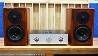 DIYERZONE Finished HIFI Stereo LM3886 Audio Power Amplifier 60W+60W Classic Sound Amplifier