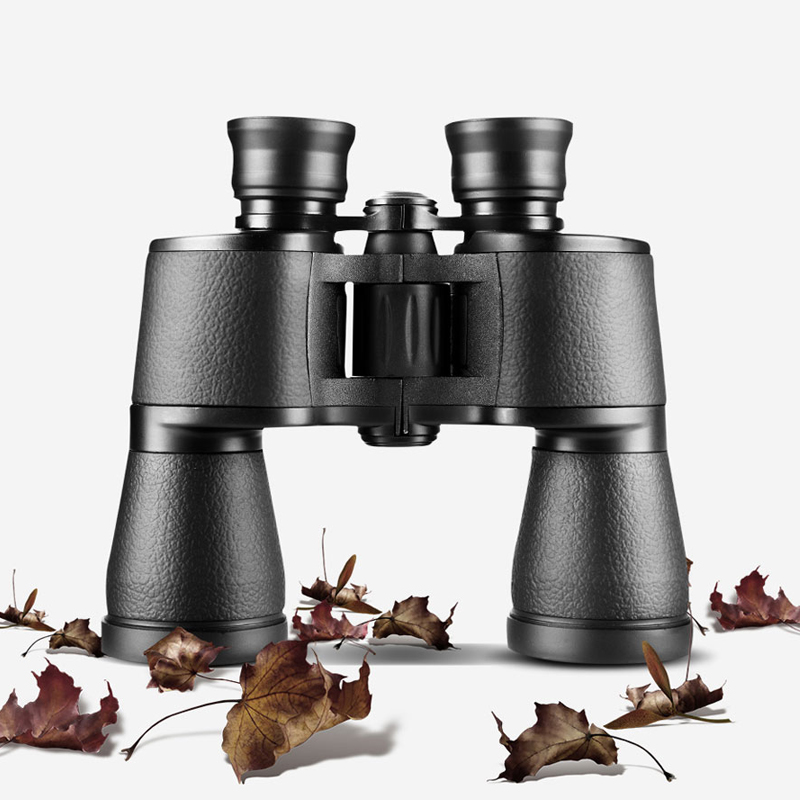 Baigish 20X50 Compact Military Binoculars High quality wide-angle Central Zoom telescope Porro Bak4 Prism for hunting гайковерт пневматический ударный sumake st 5544shk