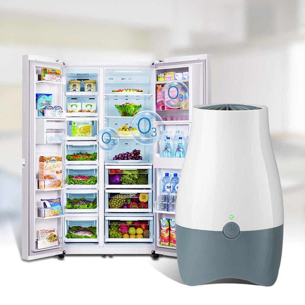 Luft Reiniger Ozon Generator Geruch Beseitigung Ionic Air Ozonisator Sauerstoff Konzentrator Tragbare Geruch Eliminator