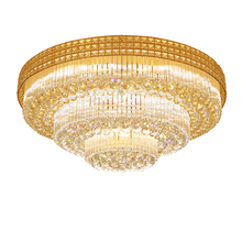 Luxury Ceiling Led Crystal Chandelier Lighting For Living Room Bedroom Modern Led Gold Crystal Lamp Lustre Cristal 220V