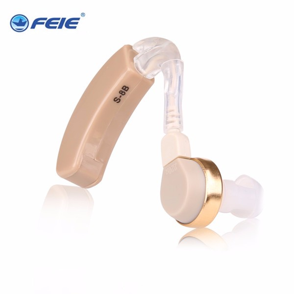 2016 hearing aid earphone S-8B China wholesale price hearing aids free shipping