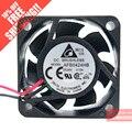 Original Taiwan Delta DELTA AFB0424HB 4015 24V 0.12A 4cm fan drive