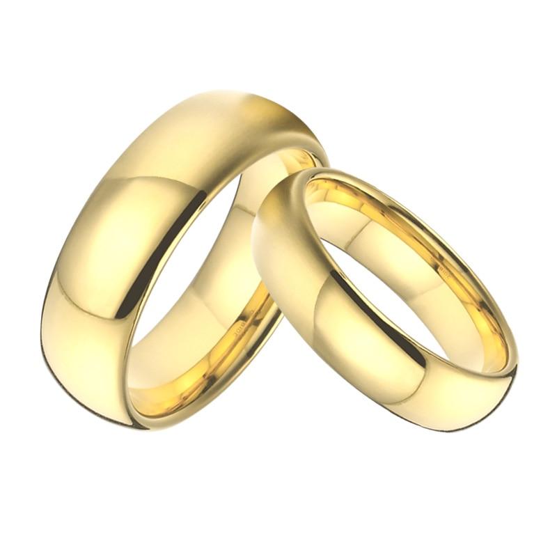 Volfram Zərgərlik LOVE Alliance evliliyi Toy cütü Üzüklər - Moda zərgərlik - Fotoqrafiya 2