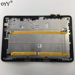 10.1 inch LCD Display Touch Screen Panel Digitizer Frame Assembly For ASUS Transformer Book T100H T100HA FP-ST101SI010AKF-01X(China)