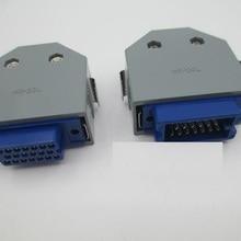 Новое и оригинальное I/O plug MR-20F MR-20L