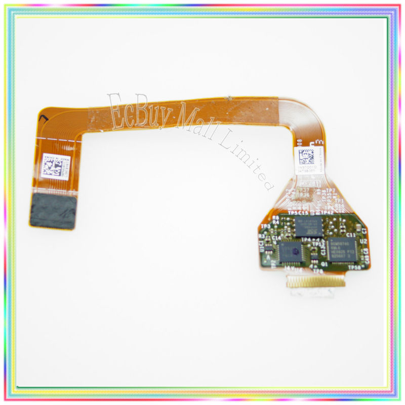 95% nuevo original Cable Touchpad Trackpad para Macbook pro 17.1 - Cables de computadora y conectores - foto 2