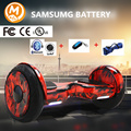 Hot Sale samsung battery segway 10 inch Scooters Electric Self Balancing Scooters Two Wheel Smart Standing hoverboard Skateboard