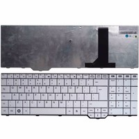 UI For Fujitsu XA3520 Amilo Pi3625 XA3530 Xi 3670 Li 3910 XI 3650 laptop keyboard New English White