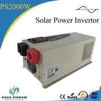 Price for 2000W Solar Power Invertor DC 12V/24V Generator Invertor
