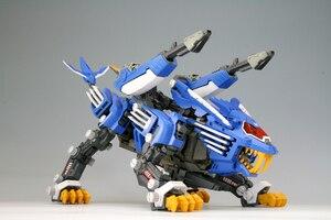 Image 2 - BT 1/72 ZOIDS Blade Liger Gundam Assembled model Anime Action Figure Birthday Christmas gift
