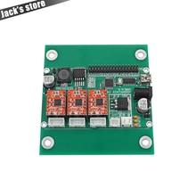 USB port cnc gravür makine kontrol kartı, 3 eksen kontrol, lazer oyma makinesi kurulu, GRBL kontrol