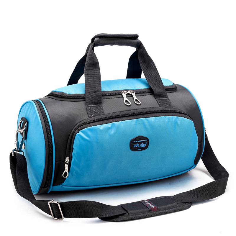 Travel Luggage Duffle Bag Lightweight Portable Handbag Heart Large Capacity Waterproof Foldable Storage Tote