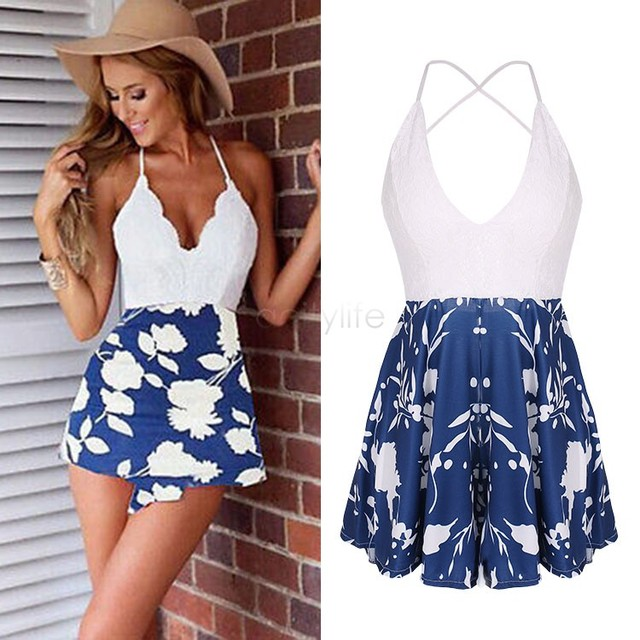 168aa876749c Beach Rompers for Women – Fashion dresses