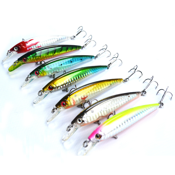 Dw11-f95mm 9g 1 meters lure minnow lure fishing lure to be bait