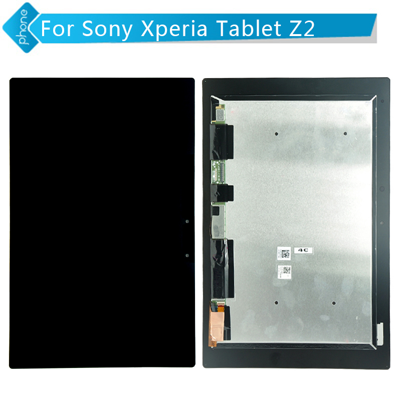 10.1 Inch For Sony Xperia Tablet Z2 SGP511 SGP512 SGP521 SGP541 LCD Display Touch Screen Digitizer Assembly