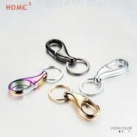 Car Metal Men Keyring Auto Upscale Keychain High End Key Ring For Mazda Subaru BMW Mercedes