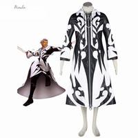 Ainclu Free Shipping Costume Kingdom Hearts Cosplay Organization XIII Xemnas Robe Halloween Cosplay Costume For Adult and Kid