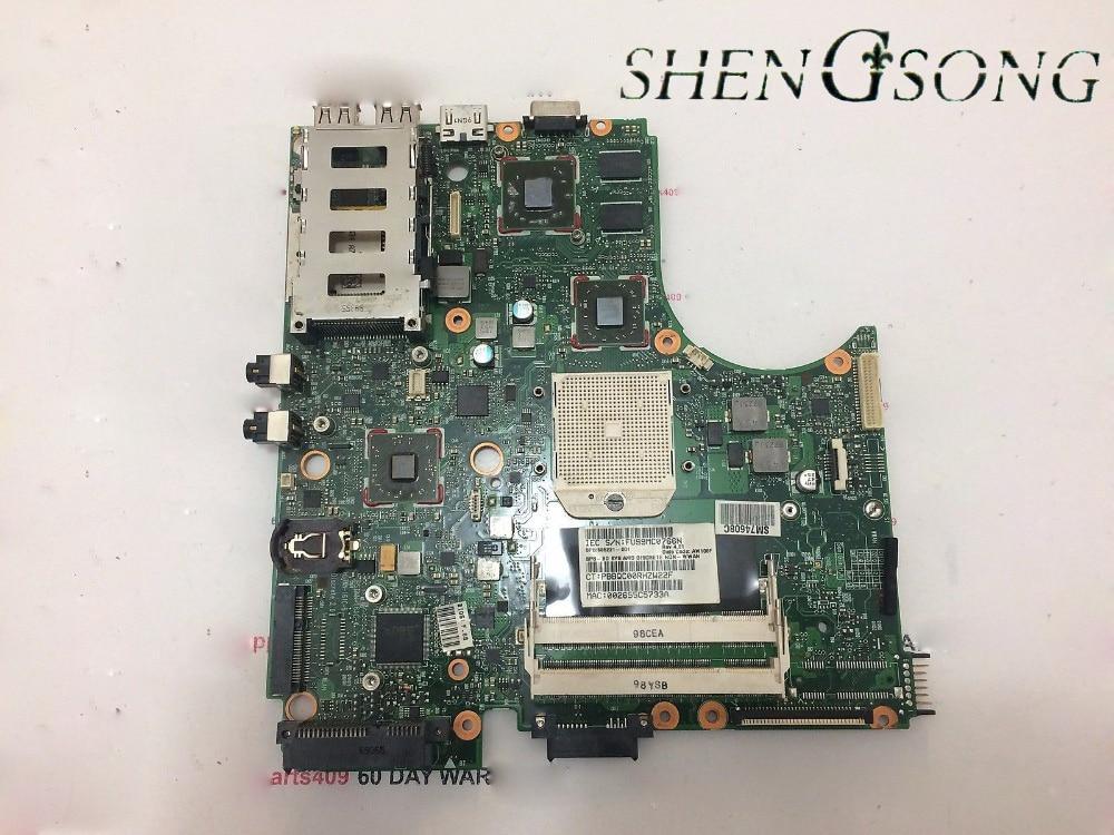 585221-001 envío libre placa madre del ordenador portátil con disrecte gráficos para HP Probook 4515 s 4416 s Notebook PC DDR2 100% probado worki