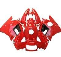Plastic fairing kit for HONDA 91 92 93 94 CBR 600 F2 Red CBR600 1991 1992 1993 1994 fairings Hey